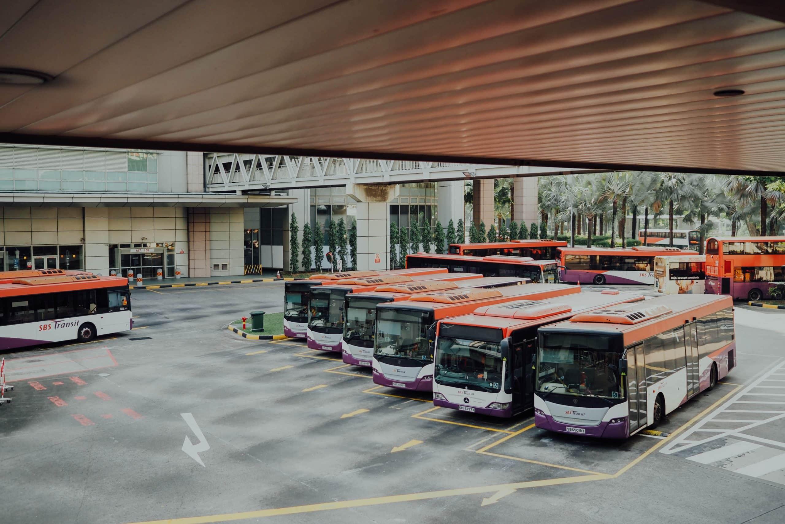 SyneBus - Logiciel Pour Flotte De Bus Connectée