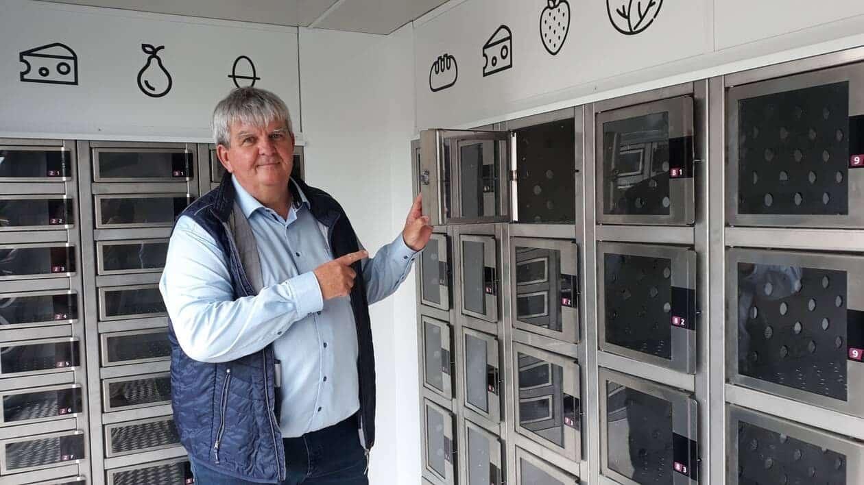 Synexie Intervient Dans Le Nouveau Concept De Commerce Local